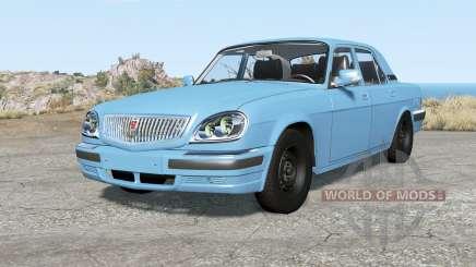 Gaz 31105 Volga for BeamNG Drive