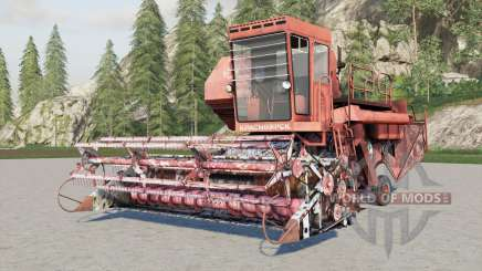 Eniseҋ 1200-1 for Farming Simulator 2017