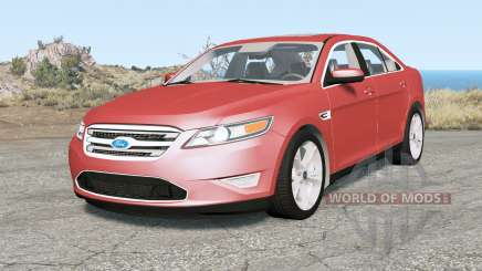 Ford Taurus SHO 2010 v1.1 for BeamNG Drive