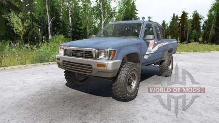 Toyota Hilux Xtra Cab 1989 for MudRunner
