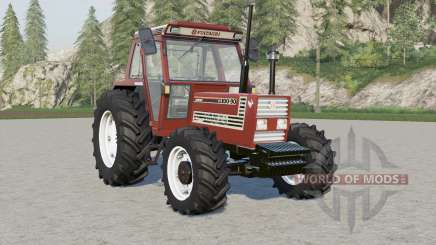 Fiat 90-90 & 100-90 DT for Farming Simulator 2017