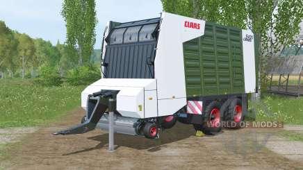 Claas Cargos 9400〡9500〡9600 for Farming Simulator 2015