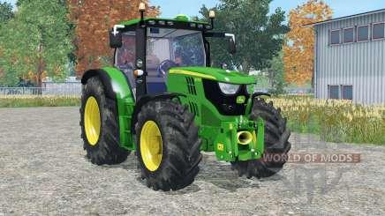 John Deere 6170Ꞧ for Farming Simulator 2015