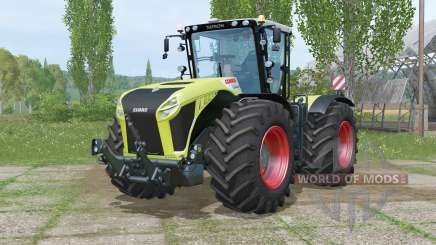 Claas Xerion 4500 Trac VC for Farming Simulator 2015