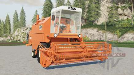 Bizon Rekorᶑ Z058 for Farming Simulator 2017