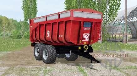 Gilibert BG 1Ꝝ0 for Farming Simulator 2015