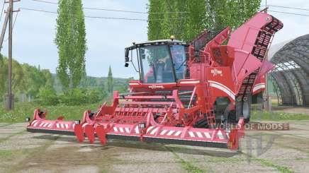 Grimme Maxtron 620 carrot & onion for Farming Simulator 2015