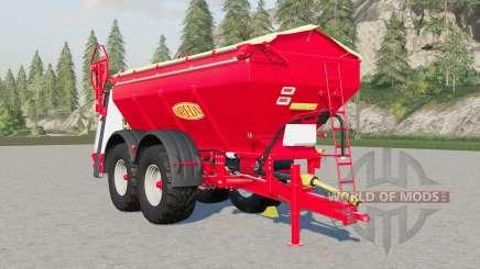 Bredal K165 extra large capacity hopper for Farming Simulator 2017
