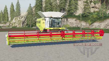 Claas Lexion 780 Heindl Edition for Farming Simulator 2017