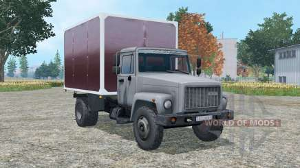 Gaz 3307 van for Farming Simulator 2015