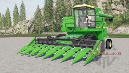 John Deere 6620 for Farming Simulator 2017