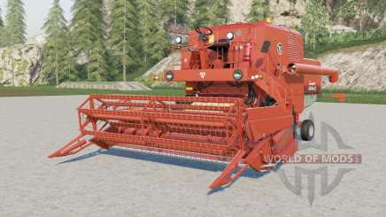 Bizon Supeꭊ Z056 for Farming Simulator 2017