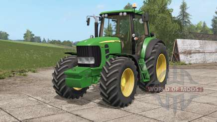 John Deere 7430 & 7530 Premiʋm for Farming Simulator 2017