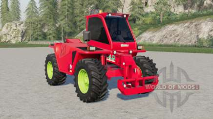 Merlo P41.7 Turbofarmeɍ for Farming Simulator 2017