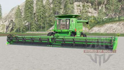John Deere 9650 for Farming Simulator 2017