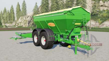 Bredal K165 with improved working width for Farming Simulator 2017