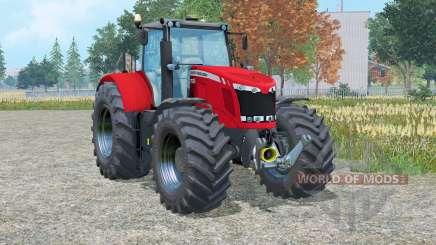 Massey Ferguson 7622 Dyᵰa-6 for Farming Simulator 2015