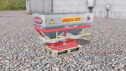 Grass-Rol rozsiewacz for Farming Simulator 2017