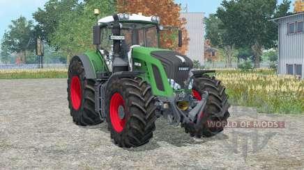 Fendt 924〡927〡930〡933〡936〡939 Variꝺ for Farming Simulator 2015