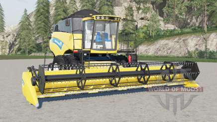New Holland CR5080 for Farming Simulator 2017