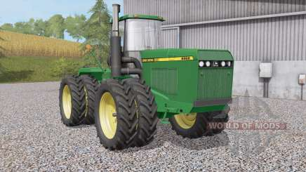 John Deere 8900-series for Farming Simulator 2017