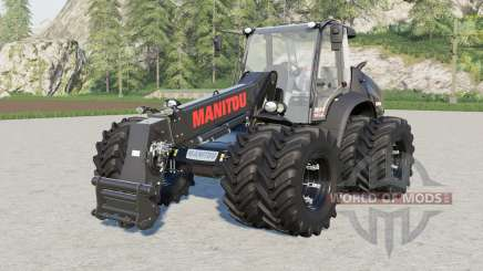 Manitou MLA-T 533-145 Vpluᶊ for Farming Simulator 2017