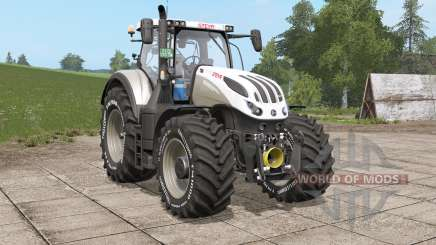 Steyr Terrus 6300 CVƬ for Farming Simulator 2017
