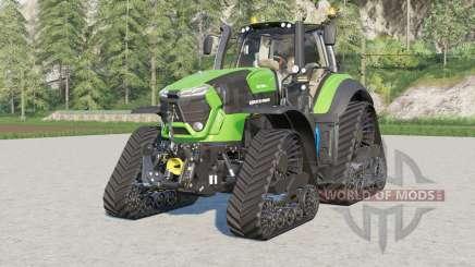 Deutz-Fahr Serie 9 TTV Agrotroꞃ for Farming Simulator 2017
