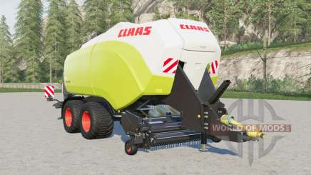 Claas Quadrant 5300 FȻ for Farming Simulator 2017