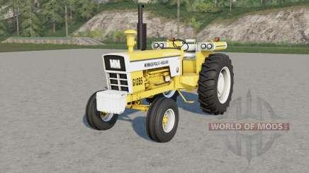 Minneapolis-Moline G1355 & U302 for Farming Simulator 2017