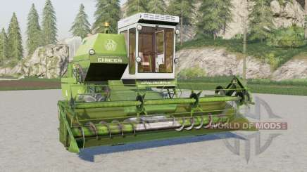 Yenisei 1200-1Ɱ for Farming Simulator 2017