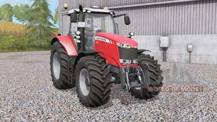 Massey Ferguson 7719〡7720〡7722〡7724〡7726 Dyna-6 for Farming Simulator 2017