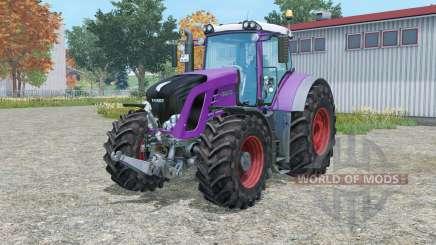 Fendt 936 Vaꞧio for Farming Simulator 2015