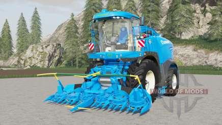 Krone BiG X 5৪0 for Farming Simulator 2017