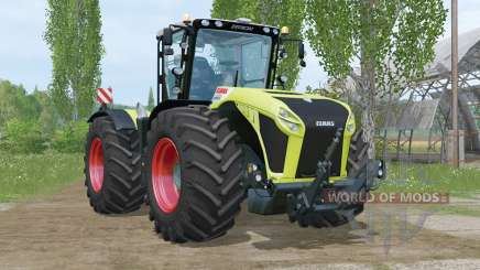 Claas Xerion 4500 Trac VƇ for Farming Simulator 2015