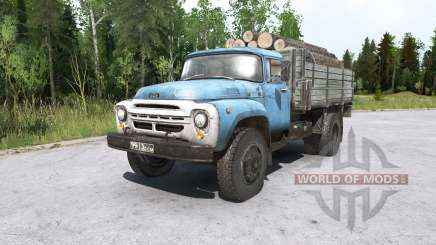 SIL-130 and zil-130B for MudRunner