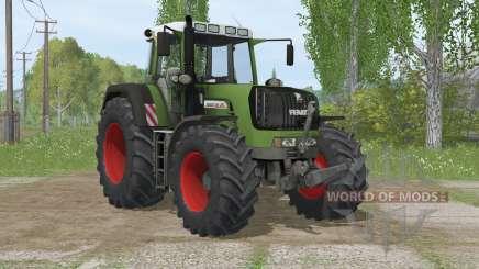 Fendt 930 Vario TMꚂ for Farming Simulator 2015