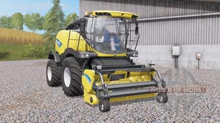New Holland FR850 with graintank for Farming Simulator 2017