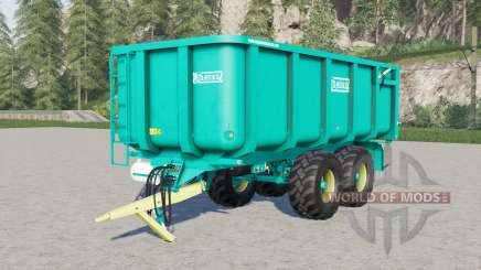 Camara RTH16 tandem for Farming Simulator 2017