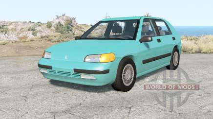 Egos v1.05 for BeamNG Drive