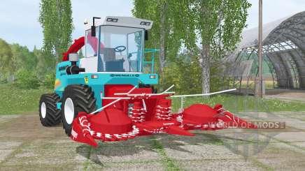 Mengele Mammut 6800 for Farming Simulator 2015