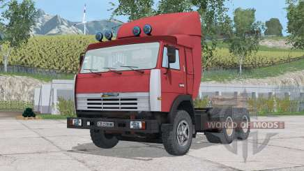Kamaz-5411ƽ for Farming Simulator 2015