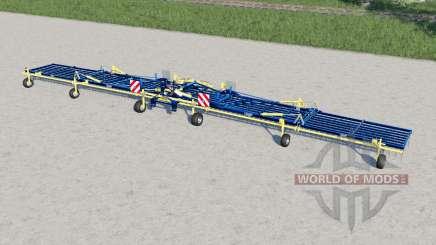 Treffler TS 1520-M3 working speed increased for Farming Simulator 2017