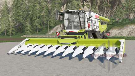 Claas Lexion ৪900 for Farming Simulator 2017