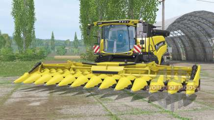 New Holland CR max harvesting speed increase for Farming Simulator 2015