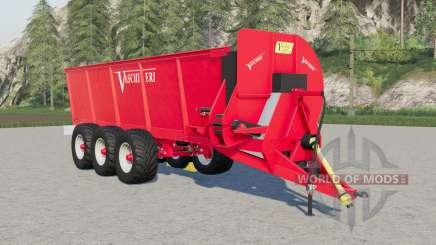 Vaschieri L160 & L200 for Farming Simulator 2017