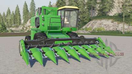 John Deere 7720 for Farming Simulator 2017