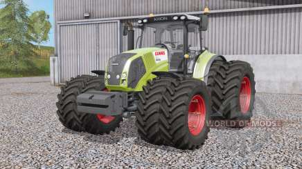 Claas Axion 810〡8ვ0〡850 for Farming Simulator 2017