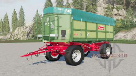 Rudolph DK 280 Ⱳ for Farming Simulator 2017