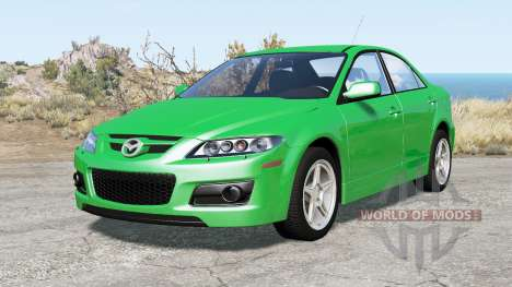 Mazda6 MPS (GG) 2005 for BeamNG Drive